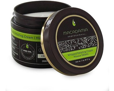 Macadamia Natural Oil Whipped Detailing Cream 57g