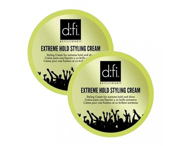 2-pack D:fi Extreme Cream Stor 150g