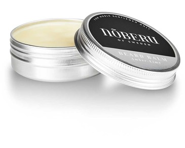 Nõberu Beard Balm - Amber-lime - Regular Size