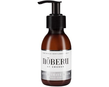 Nõberu After Shave Balm Amber-Lime