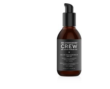 American Crew All In One Face Balm SPF15 170ml