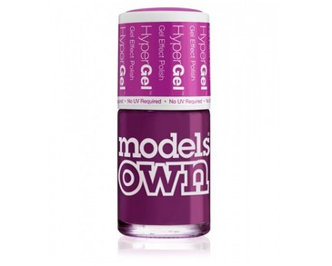 Models Own Hyper Gel Purple Orchid 14ml