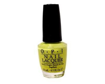 OPI Nail Lacquer Tart Green Apple 15ml