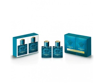 Giftset Versace Eros Duo Pack 2 x Edt 30ml