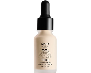 NYX PROF. MAKEUP Total Control Drop Foundation - Pale 13ml