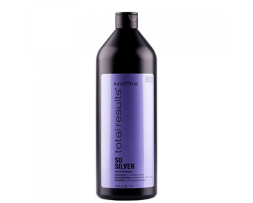 Matrix Total Results Color Obsessed So Silver Shampoo 1000ml