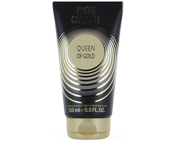 Naomi Campbell Queen Of Gold Body Lotion 150ml