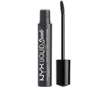 NYX PROF. MAKEUP Liquid Suede Cream Lipstick - Stone Fox