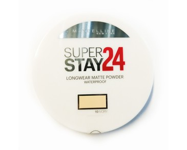 Maybelline SuperStay 24H Waterproof Powder 9g 10 Ivory