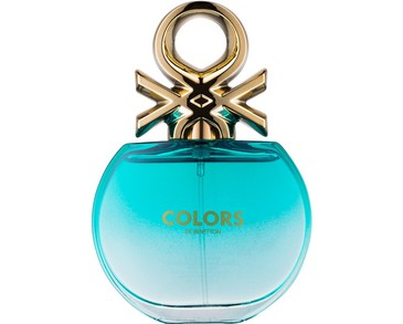 Benetton Colors For Her Blue Edt 50ml