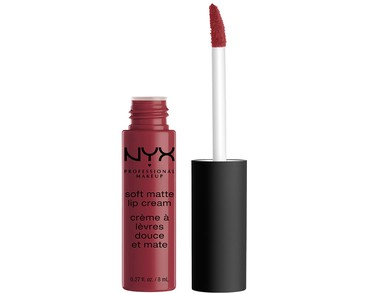 NYX PROF. MAKEUP Soft Matte Lip Cream Budapest
