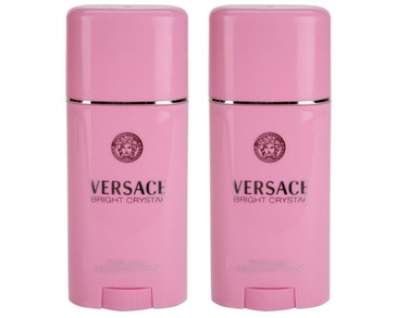 2-pack Versace Bright Crystal Deostick 50ml