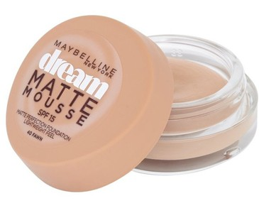 Maybelline Dream Matte Mousse Foundation 18ml 40 Fawn