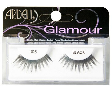 Ardell Glamour Lashes 106 Black
