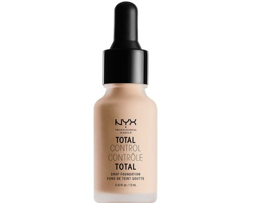 NYX PROF. MAKEUP Total Control Drop Foundation - Light Ivory