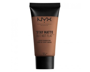 NYX PROF. MAKEUP Stay Matte Not Flat Liquid Foundation - Cocoa