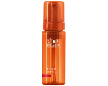 Wella Professionals Enrich Bouncy Foam  - For Wavy, Curly Hair 150ml