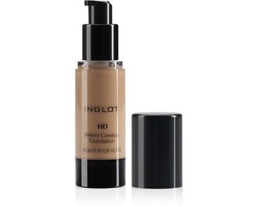 INGLOT HD PERFECT COVERUP FOUNDATION 77
