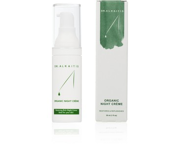 Organic Night Cream - 30ml