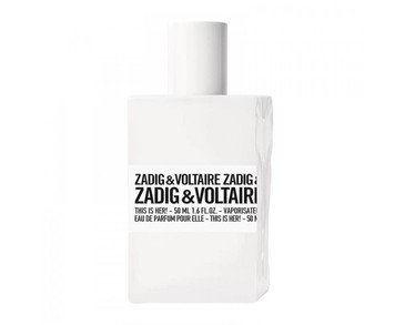 Zadig & Voltaire This is Her Edp 50ml