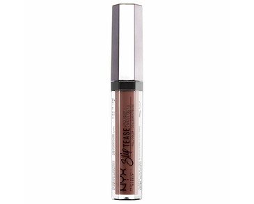 NYX PROF. MAKEUP Slip Tease Full Color Lip Lacquer - First Date