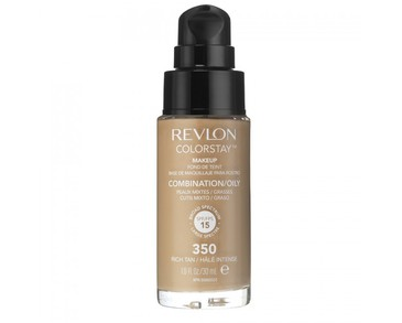 Revlon Colorstay Makeup Combination/Oily Skin - 350 Rich Tan 30ml