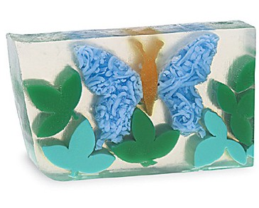 Primal Elements Bar Soap Papillon en Bleu 170g