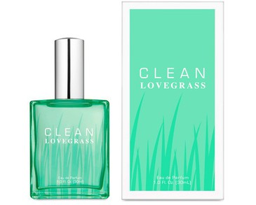 Clean Lovegrass Edp 30ml