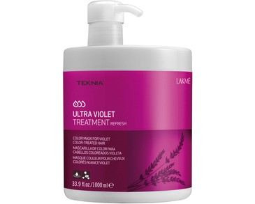 Lakme Teknia Ultra Refresh Ultra Violet Treatment 1000 ml