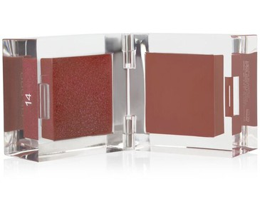 INGLOT LIP DUO LIP GLOSS/LIP PAINT 14