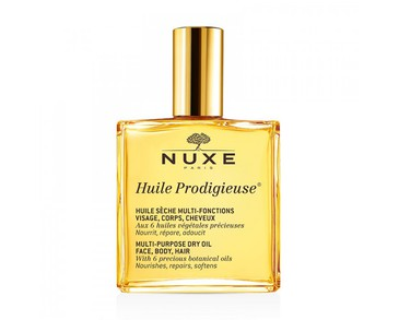 Nuxe Huile Prodigieuse Multi Purpose Softening Dry Oil 50ml
