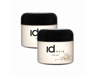 2-pack ID Hair Hard Gold Wax 100ml